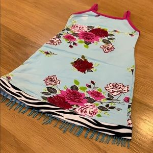 Flowers By Zoe  🌺 Dress Size 2T